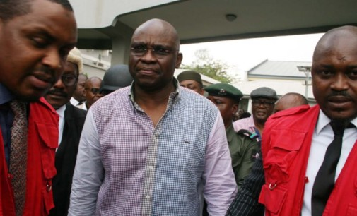 EFCC Re-arraigns Fayose For Alleged Money Laundering
