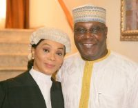 Breaking: Atiku Abubakar Dumps Trophy Wife, Jennifer Doughlas, For  Morrocan Lover, Welcomes New Son
