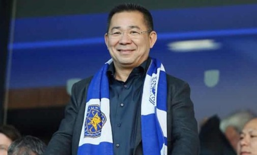 Helicopter crash: Mourning, tributes pour in for Leicester boss