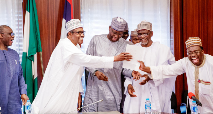 Presidency taunts PDP as Buhari gets WAEC attestation certificate
