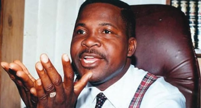 2015: Obama's Video Broadcast Violated Nigeria's Sovereignty –Ozekhome