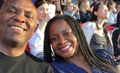 Tony And Awele Elumelu's Blooming…Cheers As Power Couple Celebrate 25th Anniversary