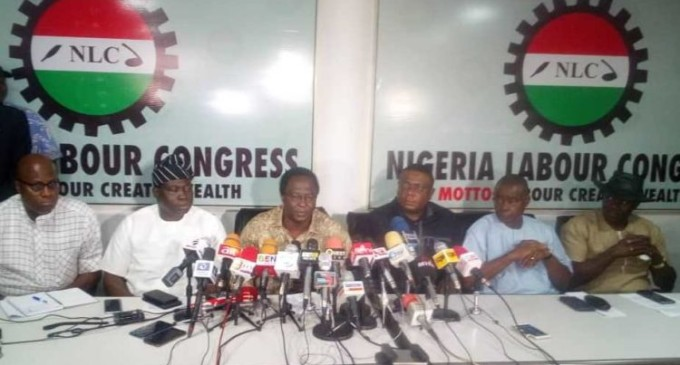 Labour, FG strike new minimum wage deal, to be revealed Tuesday