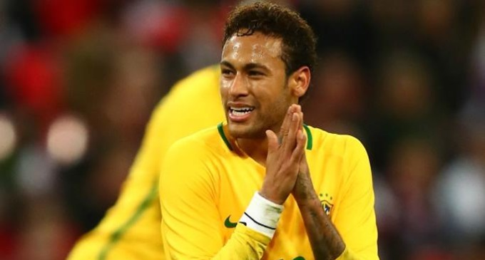 Neymar Banned For Three Champions League Matches Over Ref Rant