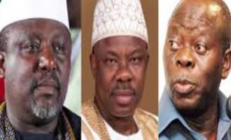 Anti-party Activities: APC Moves To Suspend Okorocha, Amosun