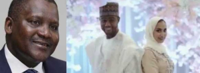 Malaysia Welcomes Nigerian Billionaires… As Sani Dangote's Son Weds