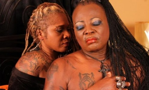 Charlyboy Weds Wife In Church After 40 Years