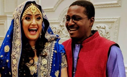 BREAKING! HiTV, Toyin Subair, Remarries Indian Lady, Anita Gupta