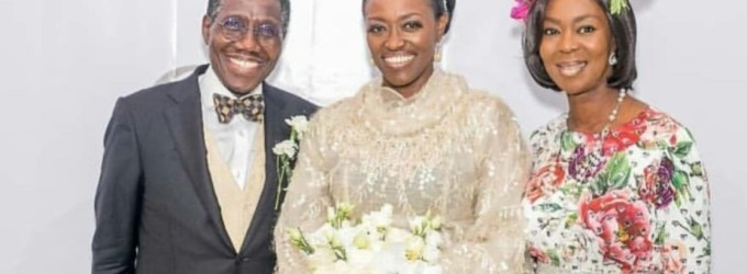 Breaking!  Toyin Saraki's Best Friend, Ekua Abudu Finds Love Again…How She Remarried Her Secret Lover In A Private Ceremony