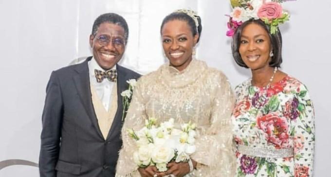 Breaking!  Toyin Saraki's Best Friend, Ekua Abudu Finds Love Again…How She Remarried Her Secret Lover In A Private Ceremony