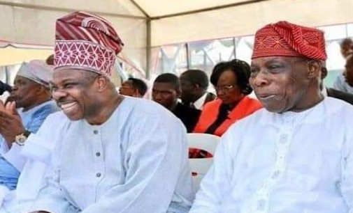 Obasanjo To Amosun: Allow God to Choose Who Governs Ogun in 2019