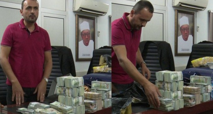 EFCC arrests Lebanese with N940m cash at Abuja airport