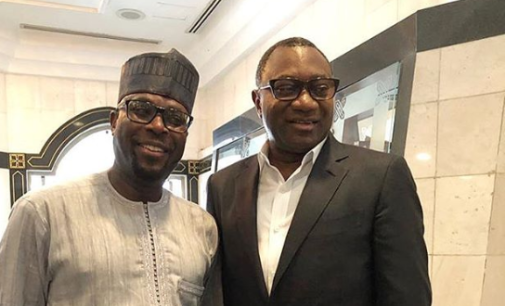 Folawiyo Is Richest Nigerian Of All Time – Otedola