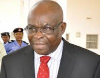 BREAKING: CJN Walter Onnoghen to be arraigned Monday over alleged false Asset Declaration