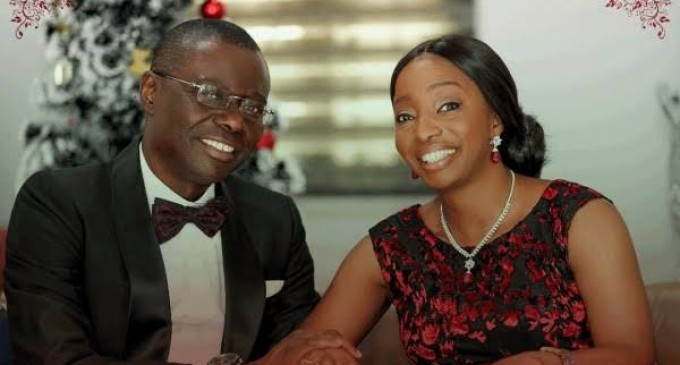 Sanwo-Olu's Wife Encourages Retired Healthcare Personnel To Form Group