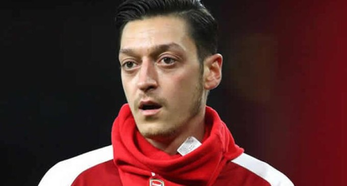 Ozil Rejects Loan Move