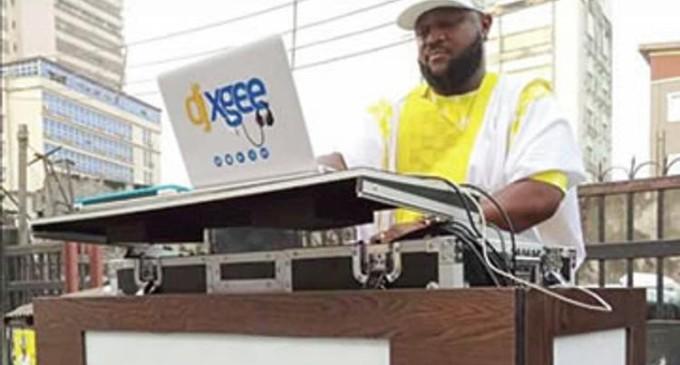 DJ XGee Buried in Lagos