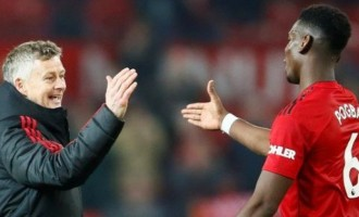 Pogba Credits Solskjaer For Putting Smile Back On His Face