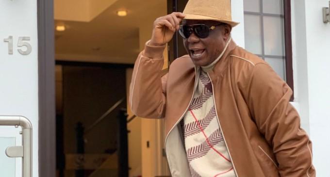 Breaking: Capt. Hosa Okunbo Rewards Super Eagles With Millions of Naira
