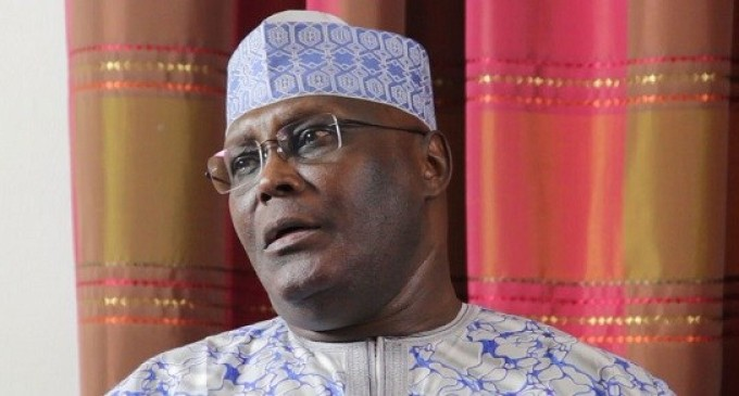 Hard Time: Atiku Exits Intels, Accuses Buhari Of Killing Businesses