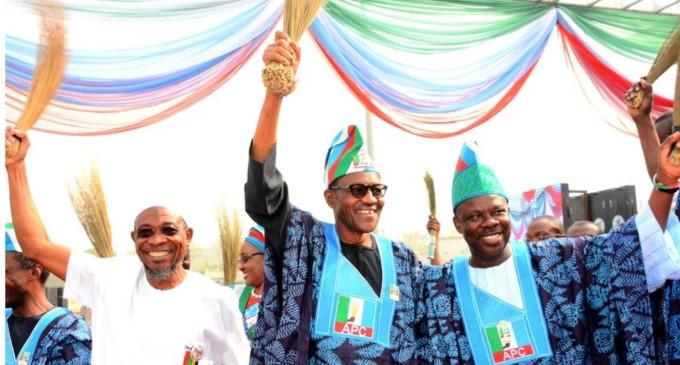 Tension In Ogun As Thugs Disrupt Presidential Rally