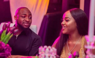 Why Chioma Deleted Her Instagram Page —Davido
