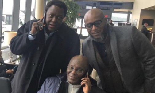 BREAKING! Atiku Abubakar's bagman, Uyi Giwa-Osagie, Arrested For Money-laundering