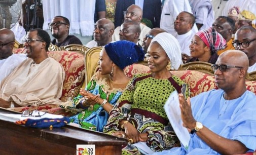 All for Prince Dapo Abiodun…As Preeminent Nigerians, Political Leaders, Celebrities Storm the Governor-Elect's Victory Thanksgiving