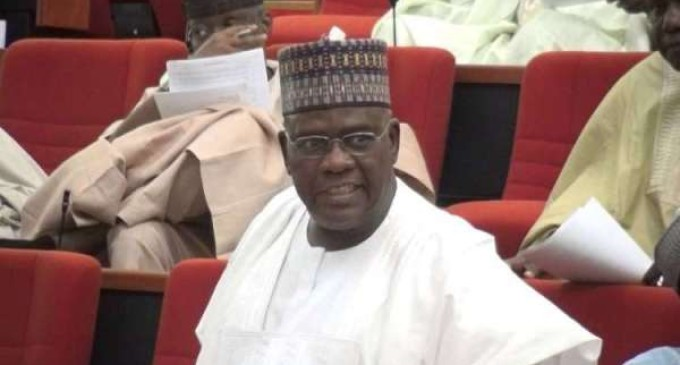 JUST IN: Goje Withdraws From Senate Presidency, Backs Lawan