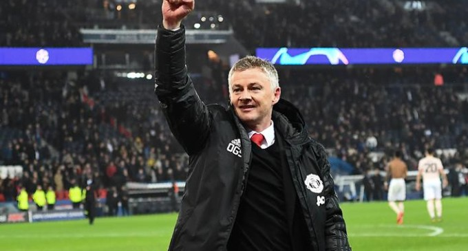 Man Utd Can Still Qualify For Champions League, Says Solskjaer
