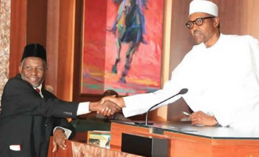 Buhari Didn't Need NJC to Appoint Me – Acting CJN