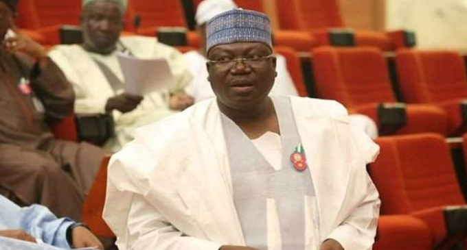 BREAKING: Lawan Emerges Senate President