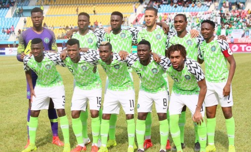 AFCON: Eagles play Guinea, Madagascar, Burundi in Group B