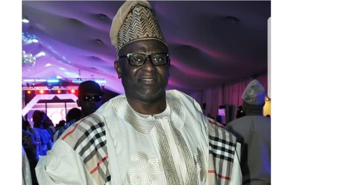 Party To Remember! 'Mr Money'…First Bank MD Throws Lavish 50th Birthday Party