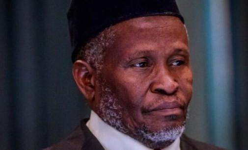 Breaking: Senate To Screen CJN Tanko Mohammad Wednesday