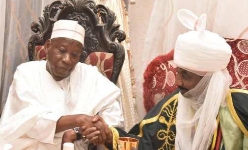 Ganduje Scraps Emir Sanusi's Royal Parade