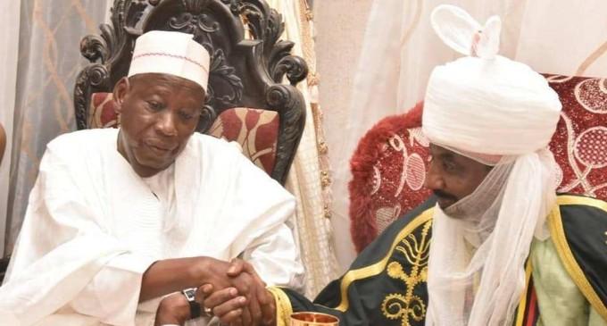 End of an Era: Sanusi Lamido Sanusi Removed As Emir of Kano