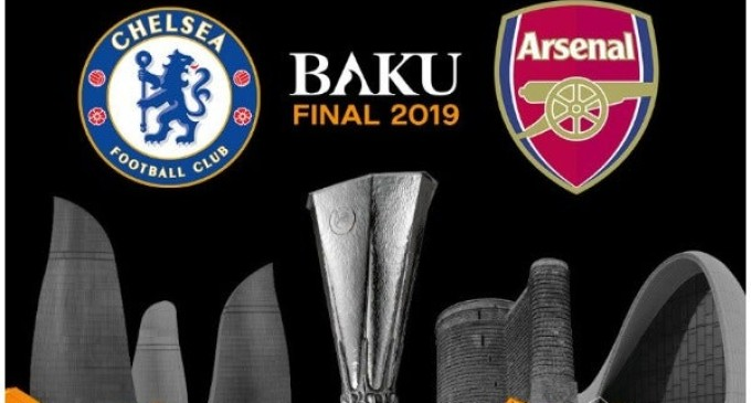 Arsenal And Chelsea Ready For Europa League Battle