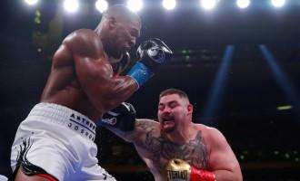 Breaking: Andy Ruiz Beats Anthony Joshua