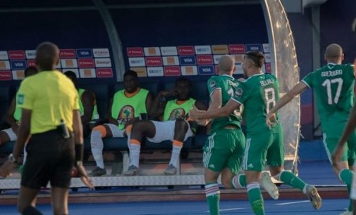 AFCON: Algeria Beat Ivory Coast, To Face Super Eagles In Semi-finals