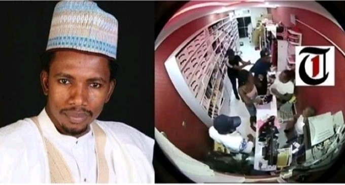Sex Toy Shop Assault: Police Arraign Abbo In Court