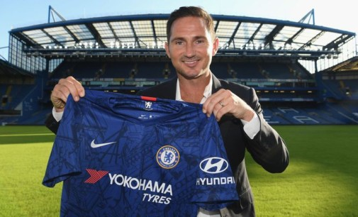 Breaking: Chelsea Confirm Frank Lampard As Coach