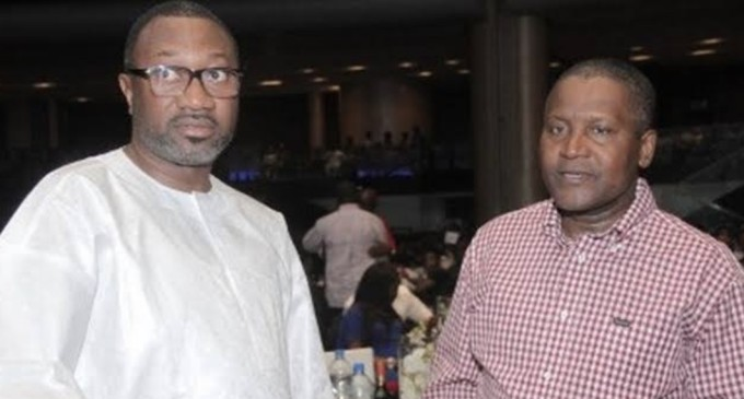 Breaking: Dangote, Otedola Pledge Dollar Rain For Super Eagles