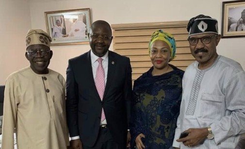 The Miracle-Working Godfather…How Tinubu Blesses Those He wants to Bless. Why Sunday Dare, Aregbesola , Mamora, Fashola, Will Be Eternally Loyal