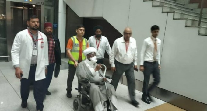 BREAKING: El-Zakzaky On His Way Back To Nigeria – IMN