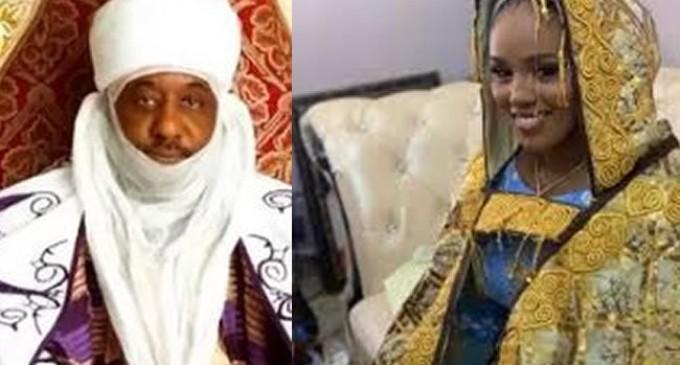 Breaking: Emir Sanusi Lamido Marries 22 Year-Old Girl As Fourth Wife…