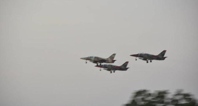 NAF Jets Bomb Ansaru Terrorists in Kaduna