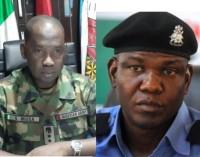Police, Army Trade Words over Killings in Isheri