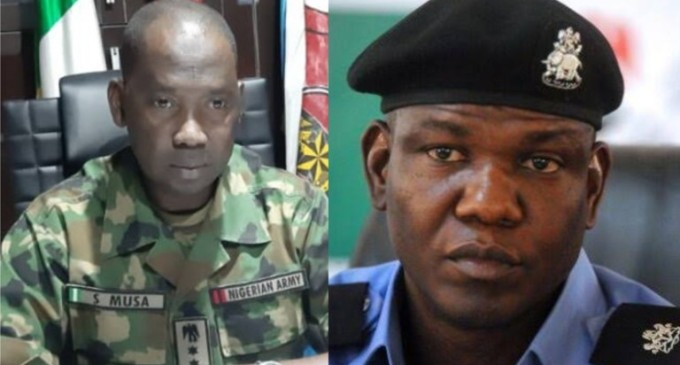 Accept Responsibility for Killing Our Personnel, Police Tell Army