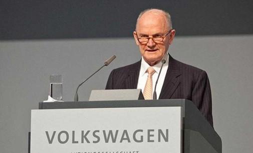 Piech, Former Volkswagen Patriarch, Dies at 82